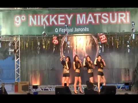 Pop Soul - Kara - 9º Nikkei Matsuri - 30/03/2014 - Parte 1