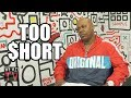 """Too Short on Being the First MC to do """"Dirty Raps"""" and Talk About Pimps & Ho's (Part 3)"""