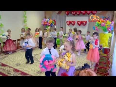 Детский сад №99. Утренник