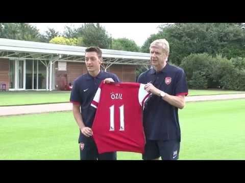 Arsene Wenger verteidigt Mesut Özil: Kein Sündenbock | Aston Villa - FC Arsenal