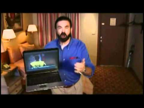 Youtube Poop: Billy Mays Is Watching Your Mom In The Shower video