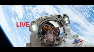 LIVE FROM SPACE EARTH NASA TV