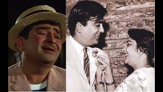 Raj Kapoor I Nargis I Sunil Dutt I Drunked Raj Cried Whole Night in Bathtub when she Married