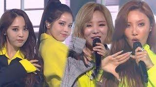 Mamamoo 마마무 Wind Flower A인기가요 Inkigayo 20181202
