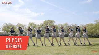 download lagu Choreography  Pristin프리스틴 - We Like Ver.out gratis