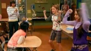 Watch Hannah Montana The Bone Dance video