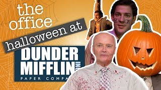 Halloween at Dunder Mifflin   - The Office US