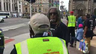 Kid Rock Detroit Protesters