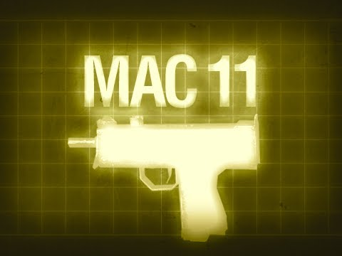 MAC11 - Black Ops Multiplayer Weapon Guide