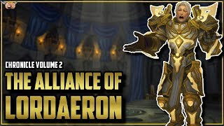 Warcraft Lore [Chronicle Vol 2] - Alliance of Lordaeron / Order of the Silver Hand