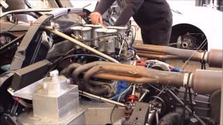 LOLA T70 MK III B  1969 !  Amazing sound engine ! 1080p