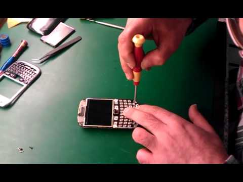 Dismantle BlackBerry 9320
