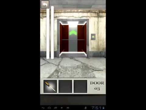 100 Locked Doors Level 1 2 3 4 5 Walkthrough | 100 Locked Doors Walkthrough