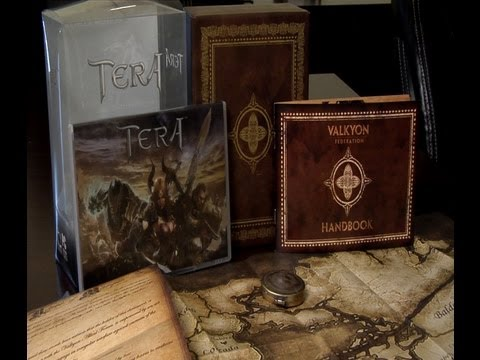 Tera Collectors Edition Unboxing Exclusive