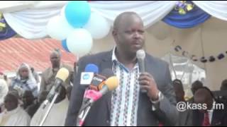 Deputy President William Ruto must call for talks