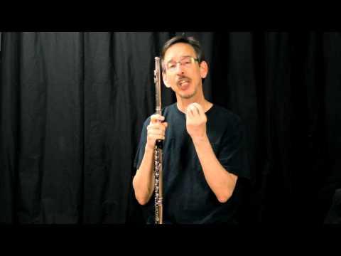 Advanced Flexibility Techniques on the Flute