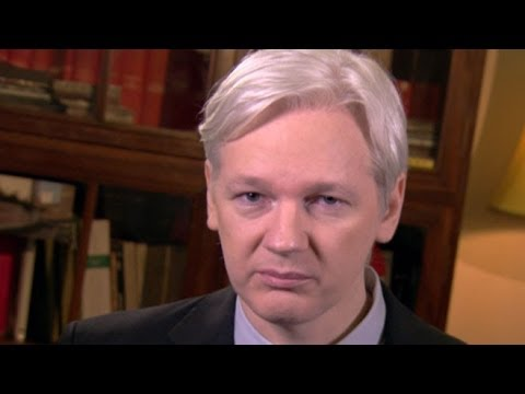 Julian Assange 'This Week' Interview: WikiLeaks Founder Discusses 'The Fifth Estate,' Edward Snowden
