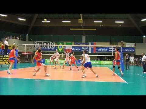 Triangolare Trentino - Italia-Serbia 3-1: il