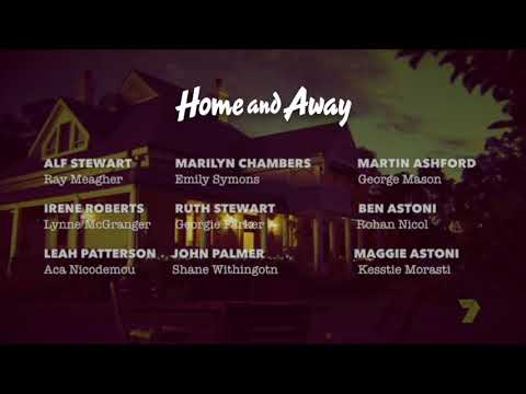 Home and Away 2018 Closing Credits Titles [MOCK C] *NEW THEME SONG AS SEEN ON CHANNEL 5*