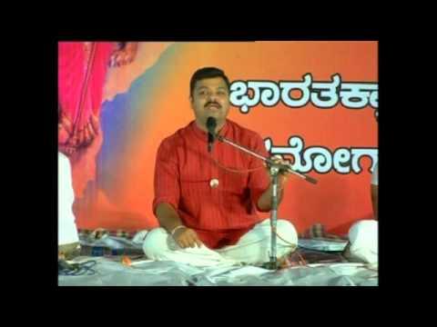 Chakravarthy Sulibele NAMO BharathTumkur