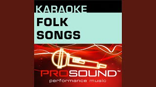 Battle Hymn Of The Republic Karaoke Instrumental Track In The Style Of Traditional
