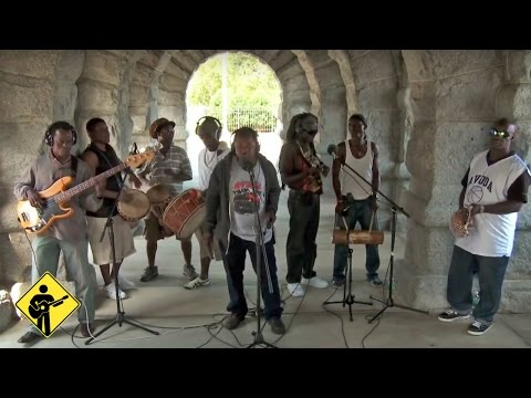 SLRA's Refugee Rolling | Playing For Change