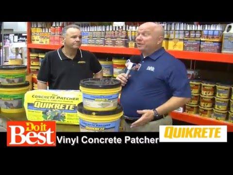 Quikrete®  Vinyl Concrete Patcher at Do it Best