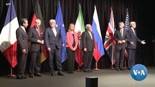 Pompeo: Iran Increasing Ballistic Missile Activity
