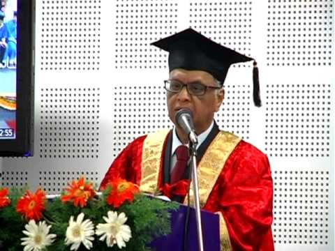 IIT Hyderabad Second Convocation 2013 Address by NR Narayana Murthy Infosys