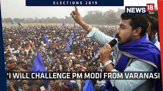 Bhim Army Chief To Take On PM Narendra Modi In Varanasi | Chandrashekhar Azad Interview