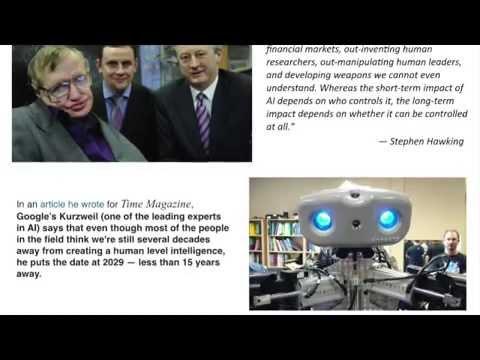 Supra-Brain vs Artificial Intelligence Part 1 of 5