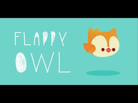 Flappy Little Owl Gameplay: A Flappy Bird Game