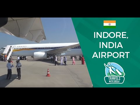 Indore, India Airport