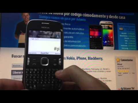 Liberar Nokia 302 Asha mediante código imei con Movical.Net