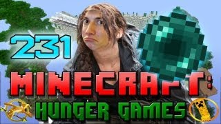 Minecraft: Hunger Games w/Mitch! Game 231 - WATER BATTLE OF THE CENTURY!
