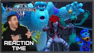 Kingdom Hearts 3 D23 Expo Japan 2018 Trailer - Reaction Time!