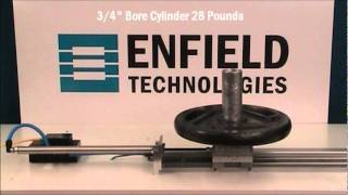 Pneumatic Actuator Position Control - Enfield Technologies