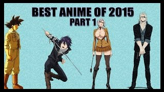 Best Anime of 2015 Countdown: #20-11
