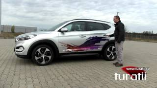 Hyundai Tucson 1.6l T-GDi 4WD 7DCT explicit video 1 of 4