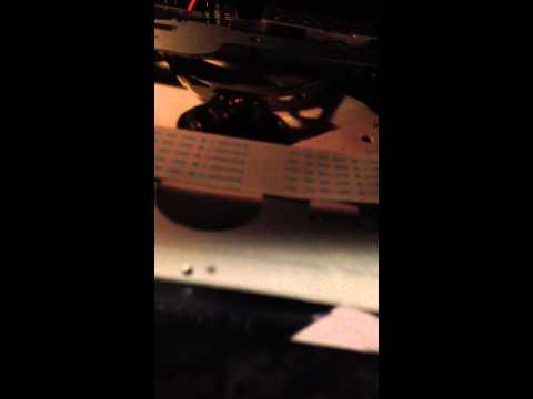 BMW e60 6 cd changer not detekting cds