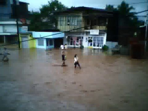 Gingoog City Flash Flood