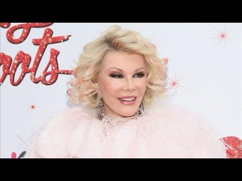 Joan Rivers Talks to WSJ