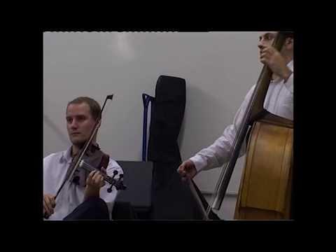 Bokréta - Csík zenekar az EKF-n / 2004.12.17./