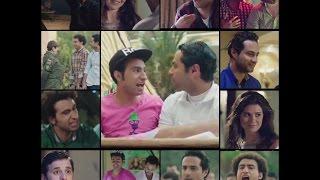 اعلان فيلم حسن وبقلظ  بطولة