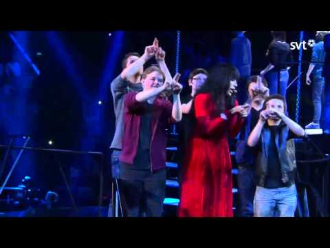 Loreen ~ Euphoria [Sweden] (Eurovision Song Contest 2013 SemiFinal 1)