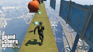 GTA 5 Online PC | DEATHRUN | SHOCKING! | GTA 5 Funny Moments