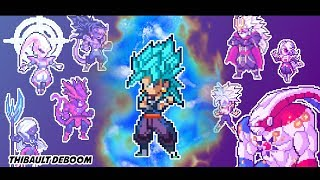 [ Sprite Animation ]  Brogetto vs OC