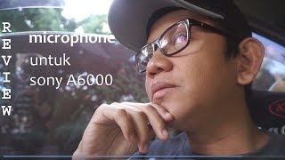 review mic sony a6000