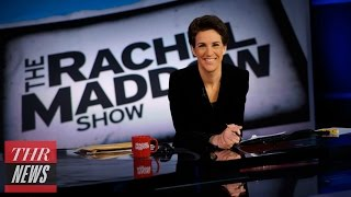 Rachel Maddow Mocked on Twitter for Taking Too Long to Reveal Trump's Tax Return | THR News