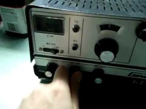 1970 CB Radio Base Station